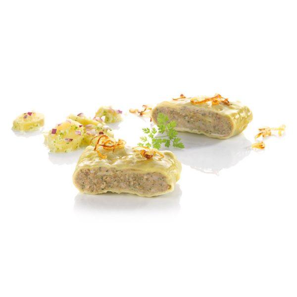 Maultaschen gerollt –Frisch zubereitet von MENÜPLAN