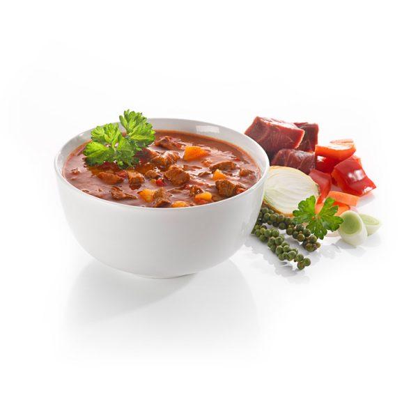 Convenience Food von MENÜPLAN – Ungarische-Gulaschsuppe