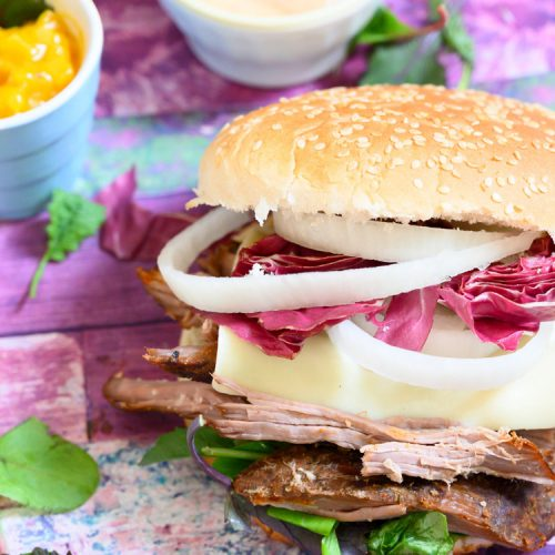 Pulled Beef von MENÜPLAN smart Convenience Food für Profiköche