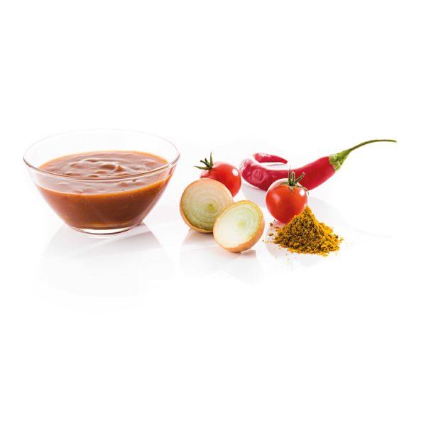 Currywurstsauce aus frischer Zubereitung – Smartes Convenience Food
