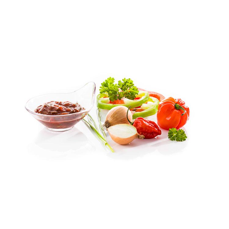 Fruchtiger Brasil-Salsa Dip – Perfekt für die mexikanische & amerikanische Küche