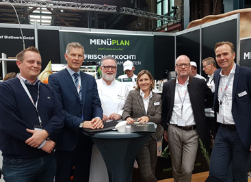 MENÜPLAN Team – Intergastforum 2019 – Rueckblick