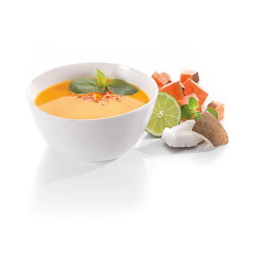 Suesskartoffel-Kokos-Suppe von MENÜPLAN – Frisch & Lecker
