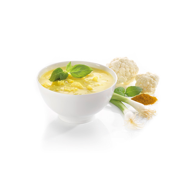 Menueplan-Blumenkohl-Curry-Suppe Shop