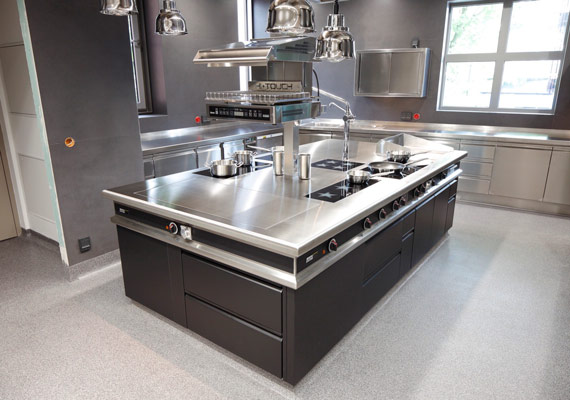 Küchenausstattung mit MENÜPLAN. Für einen einfacheren Küchenalltag in der Gastronomie